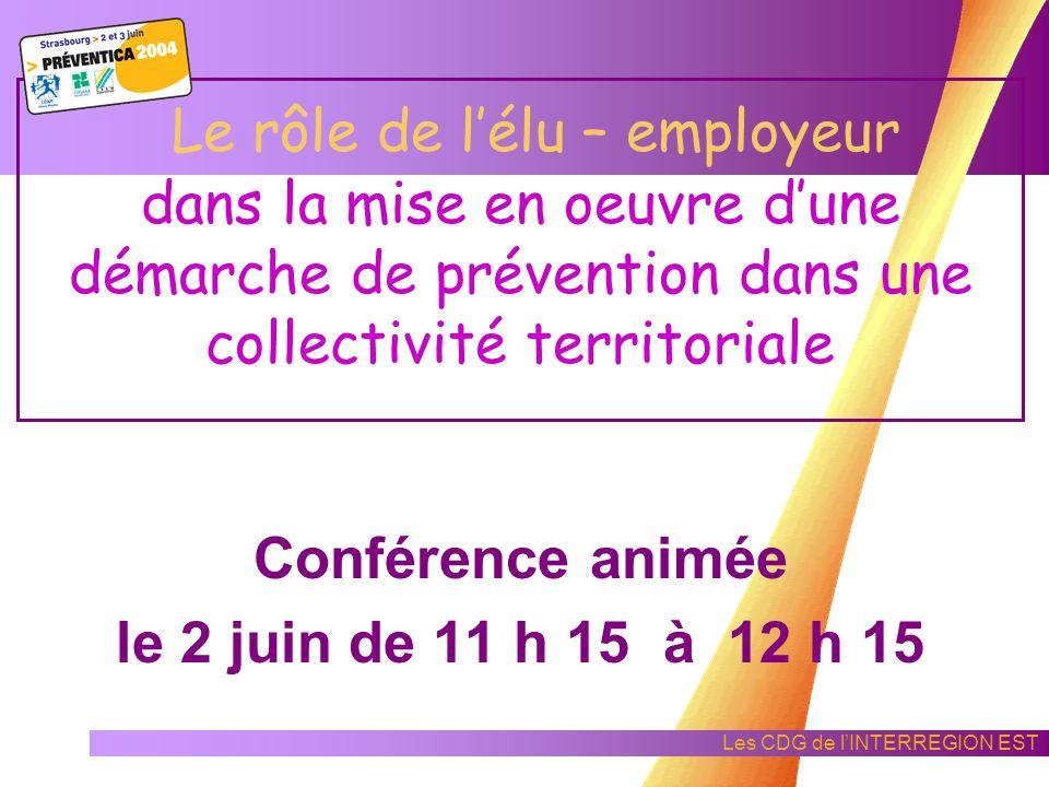 Conférence animée le 2 juin de 11 h 15 à 12 h 15