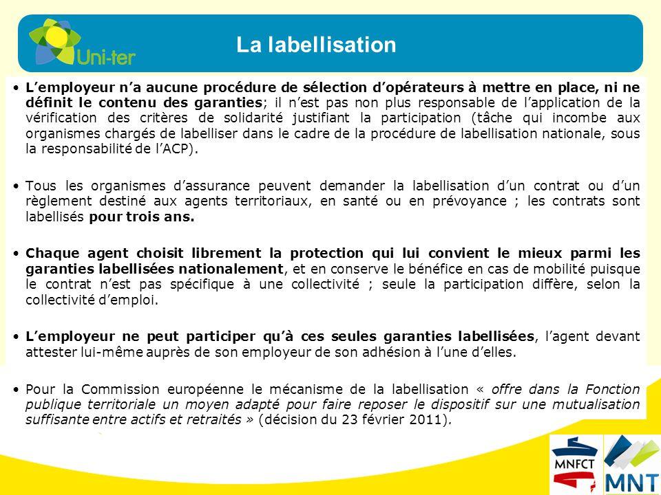 La labellisation