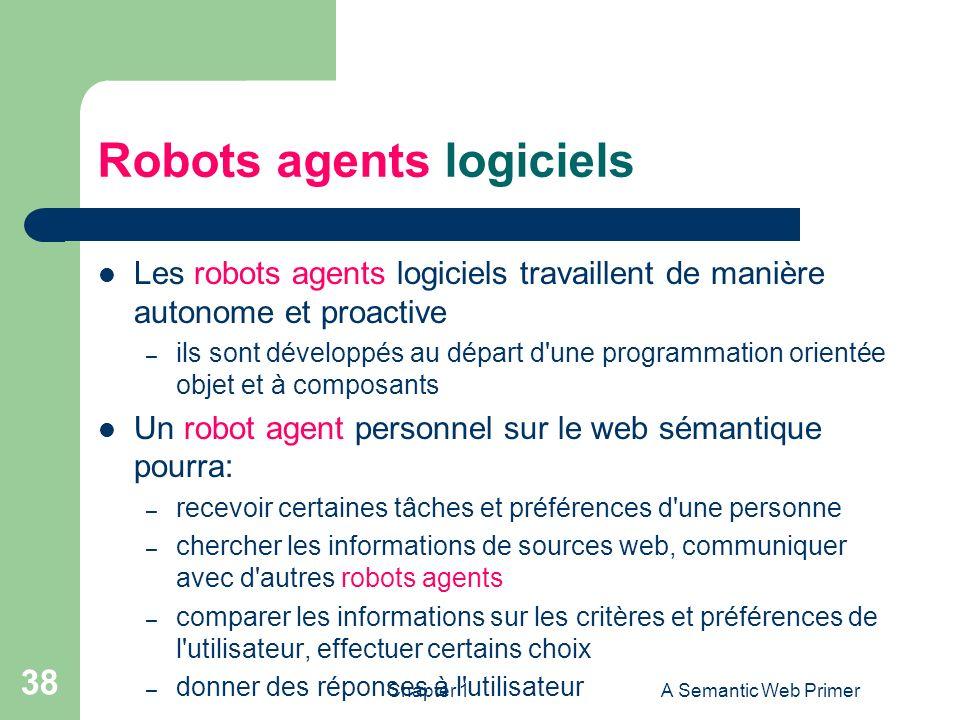 Robots agents logiciels