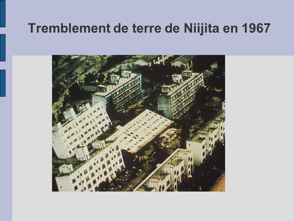 Tremblement de terre de Niijita en 1967