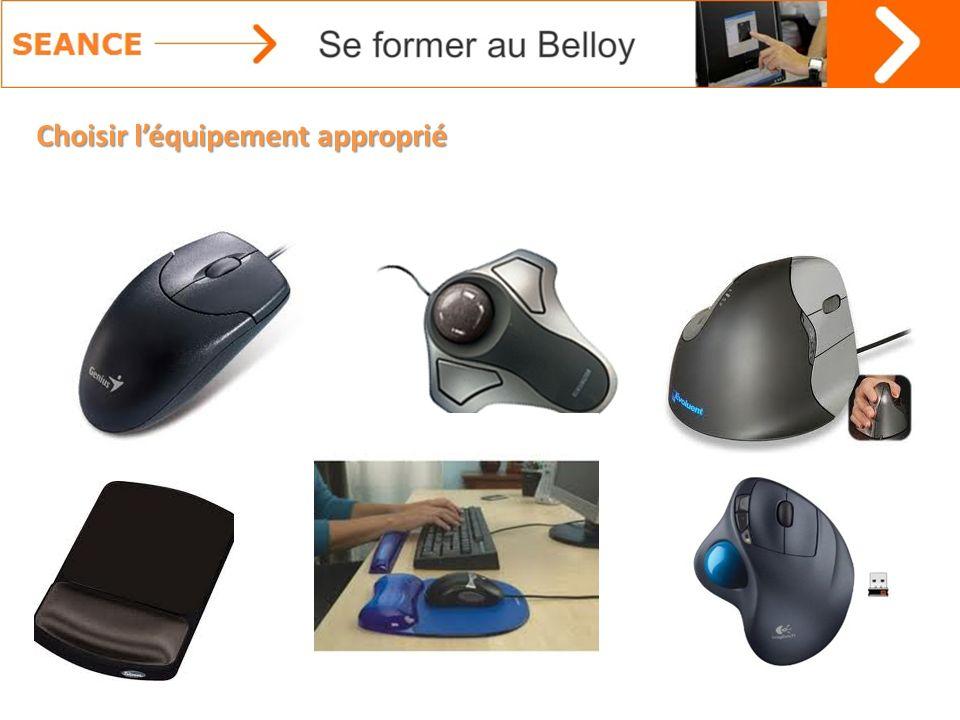 Choisir l'équipement approprié