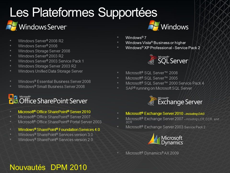 Microsoft server software support for Microsoft Azure ...