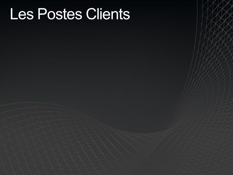 Les Postes Clients