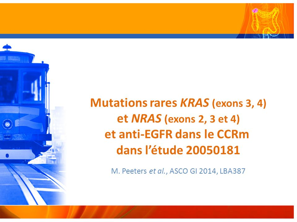 M. Peeters et al., ASCO GI 2014, LBA387