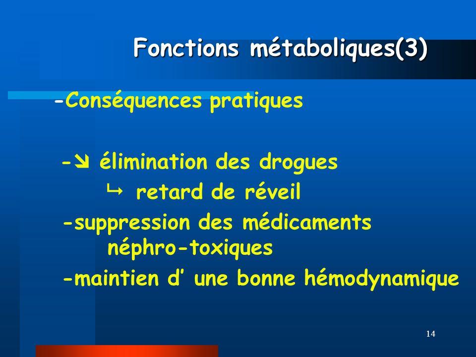 Fonctions métaboliques(3)
