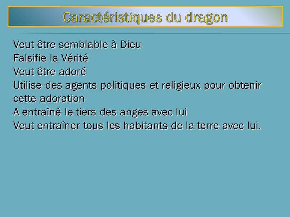 Caractéristiques du dragon