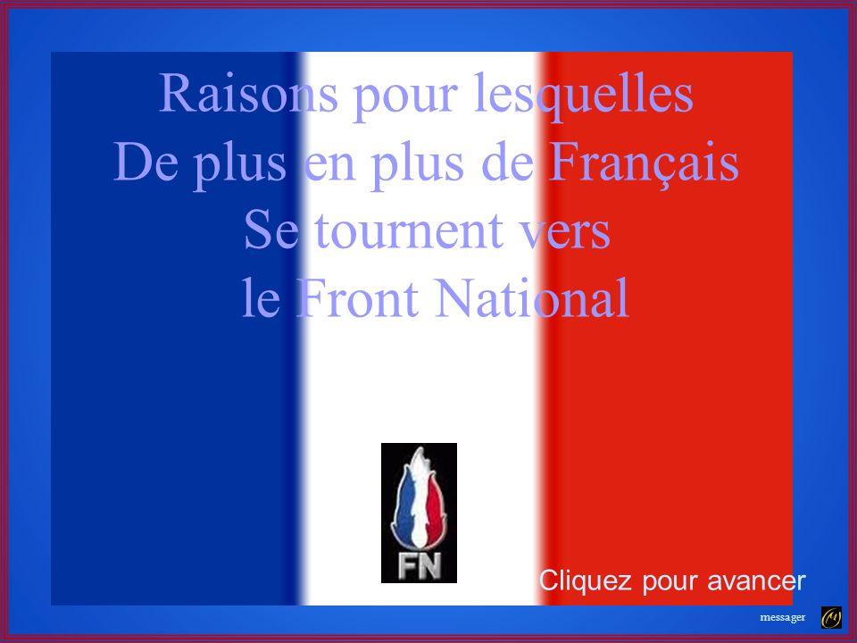 Raisons pour lesquelles De plus en plus de Français Se tournent vers