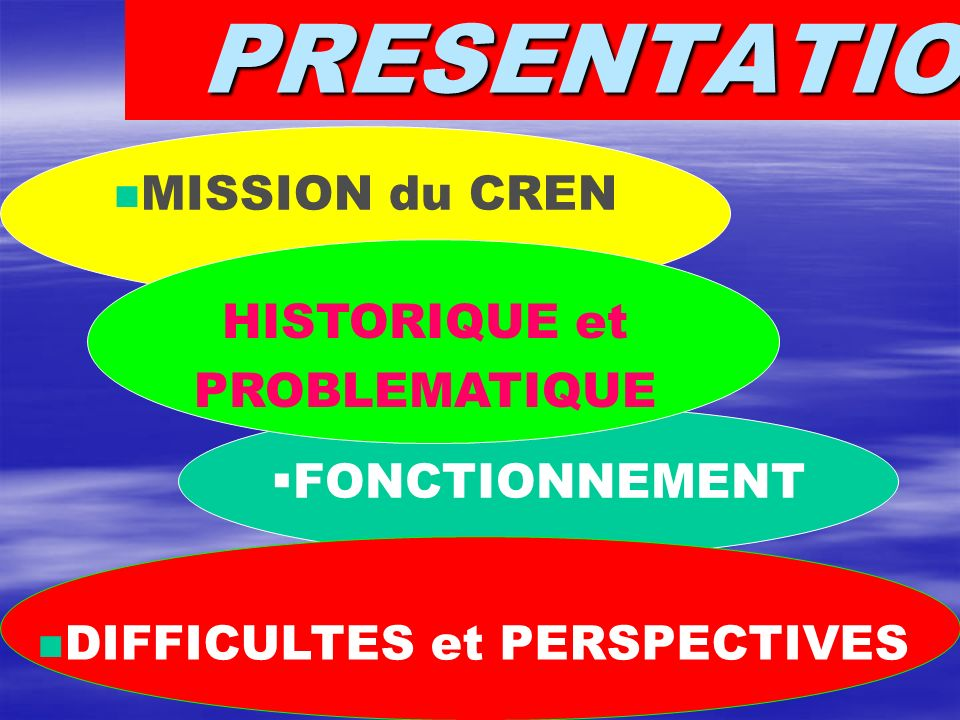 DIFFICULTES et PERSPECTIVES