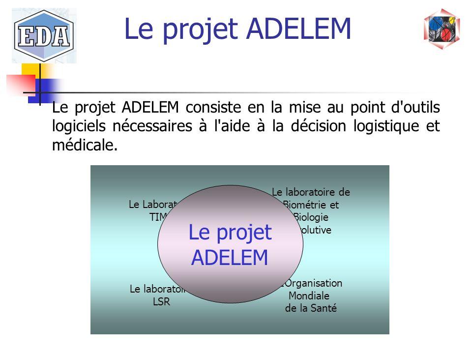 Le projet ADELEM Le projet ADELEM