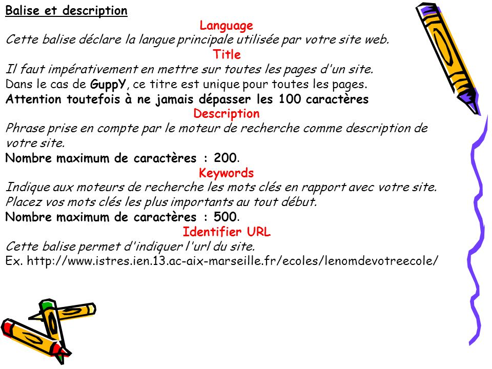 Language Title Description Keywords Identifier URL
