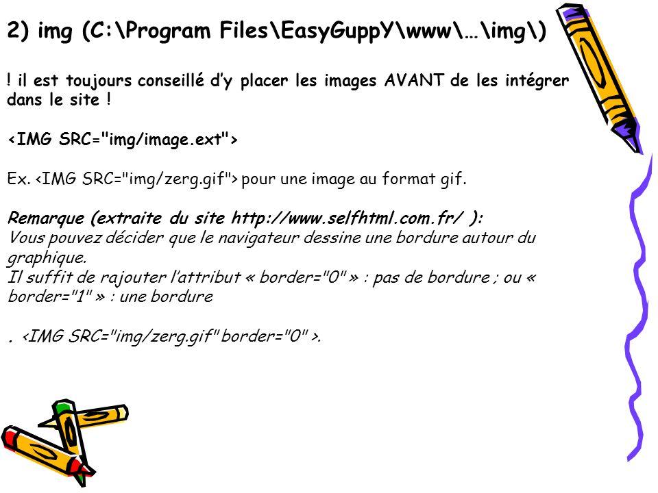 2) img (C:\Program Files\EasyGuppY\www\…\img\)