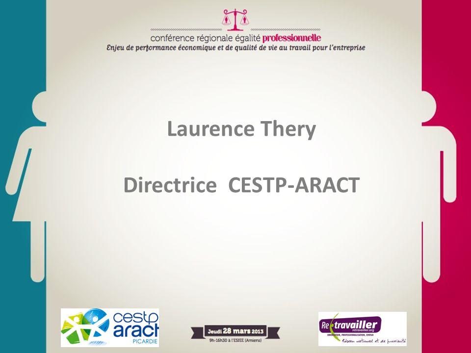 Directrice CESTP-ARACT