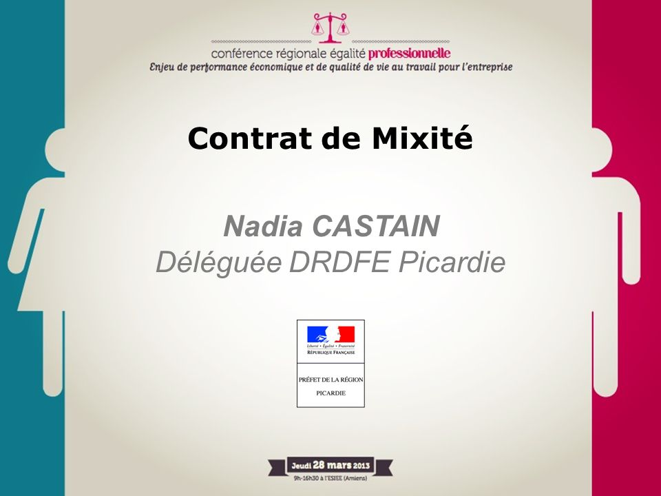 Déléguée DRDFE Picardie