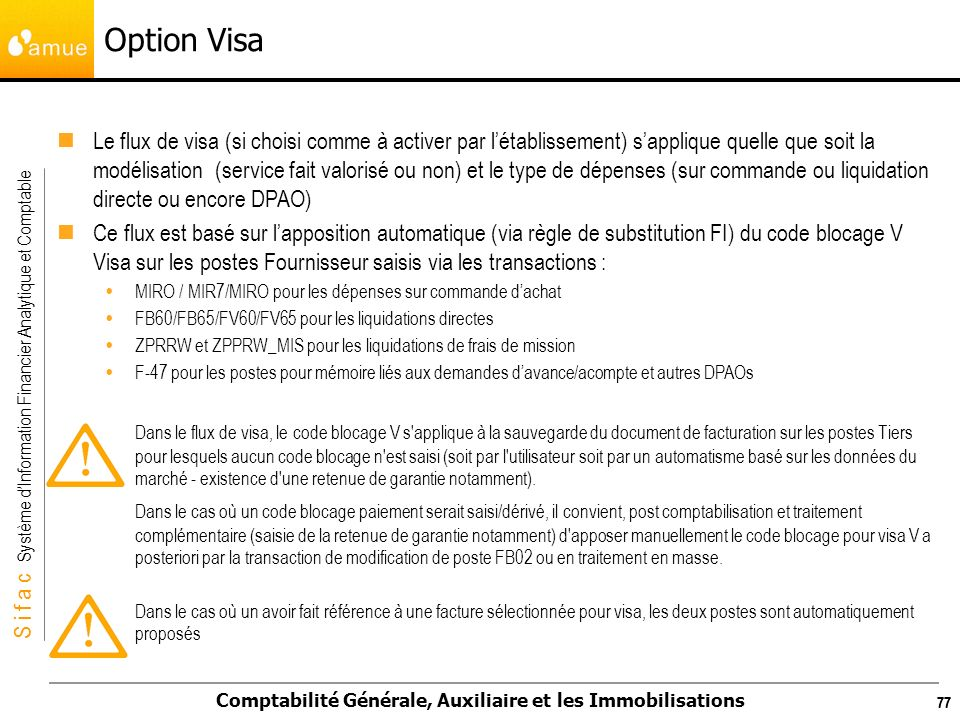 Option Visa