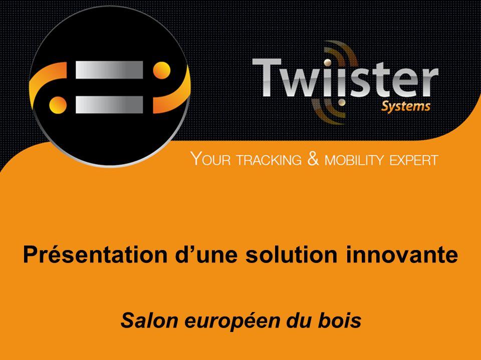 Présentation d'une solution innovante