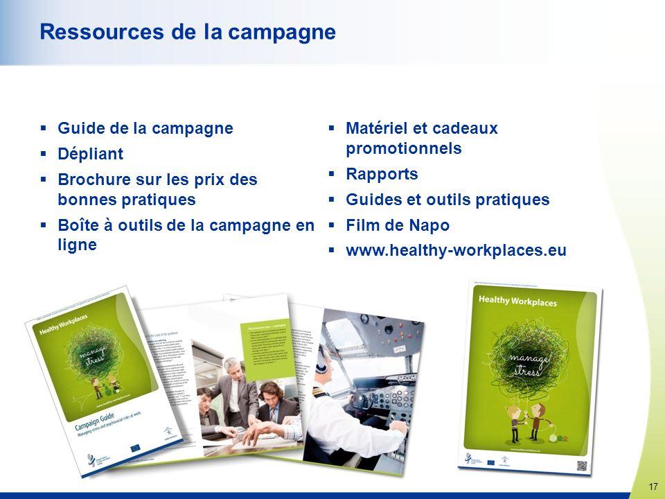 Ressources de la campagne