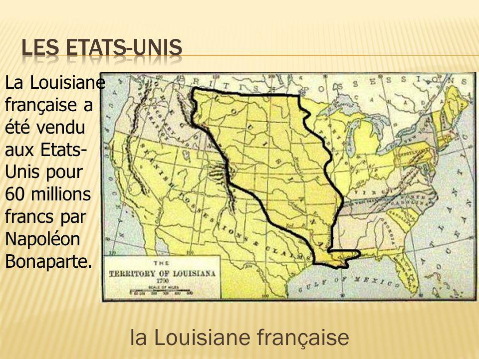 la Louisiane française