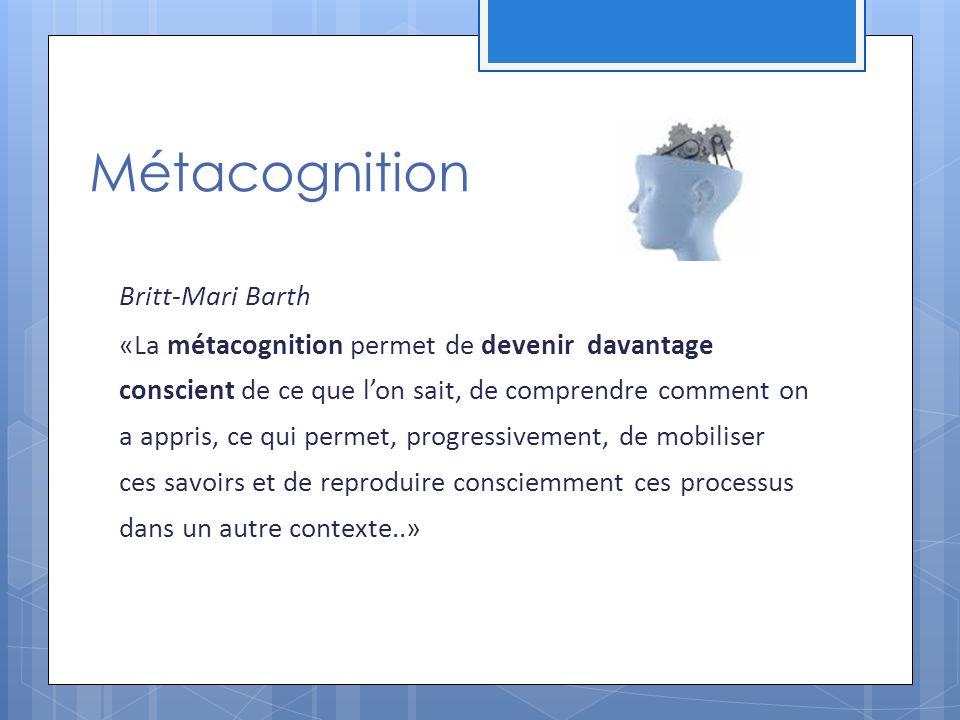 Métacognition