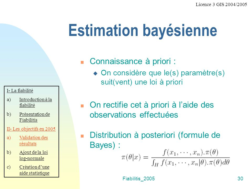 Estimation bayésienne