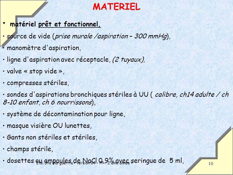 Ifsi Ste Marguerite - version 04 - PP - 2 ème année -