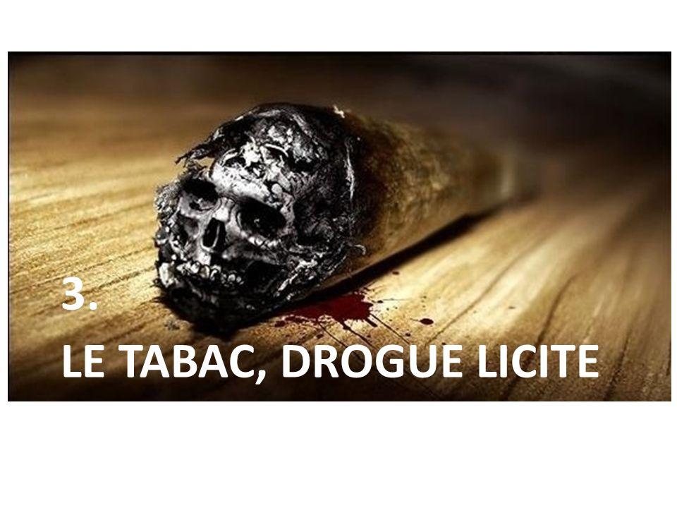 3. Le tabac, drogue licite