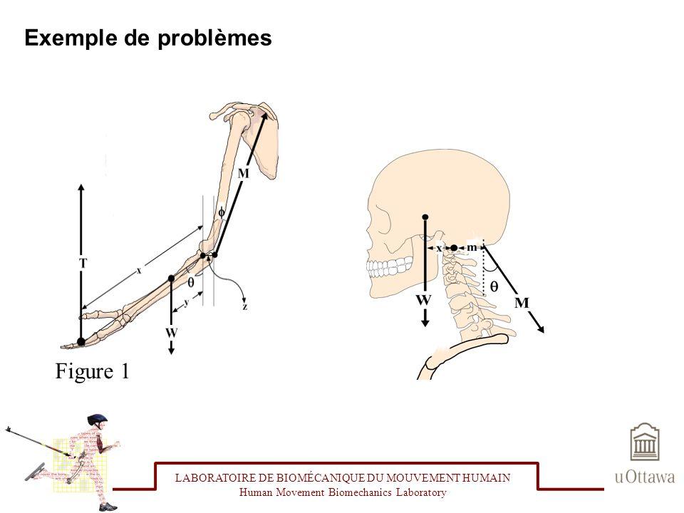 Exemple de problèmes Figure 1