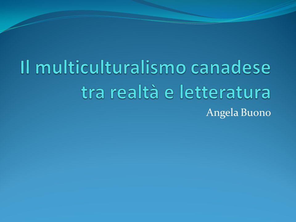 Il multiculturalismo canadese tra realtà e letteratura