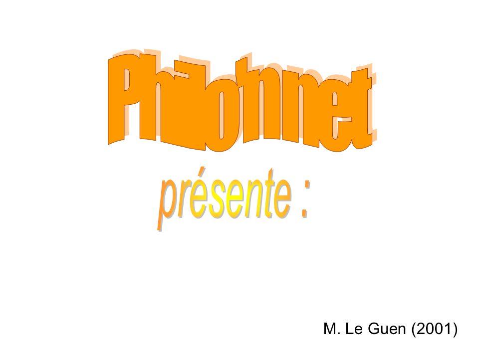 Philo n net présente : M. Le Guen (2001)