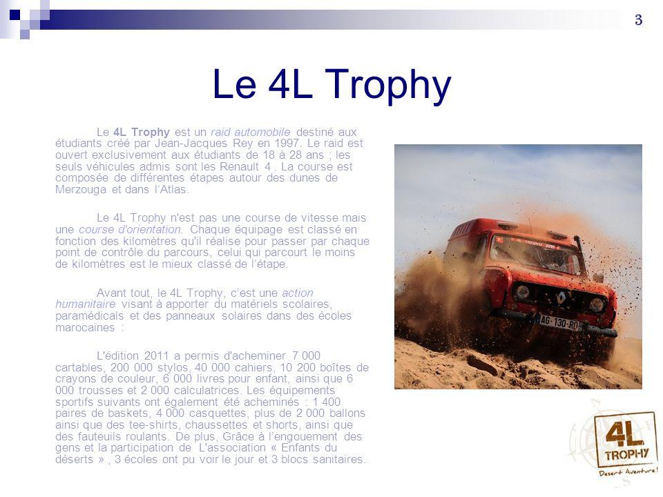 Le 4L Trophy