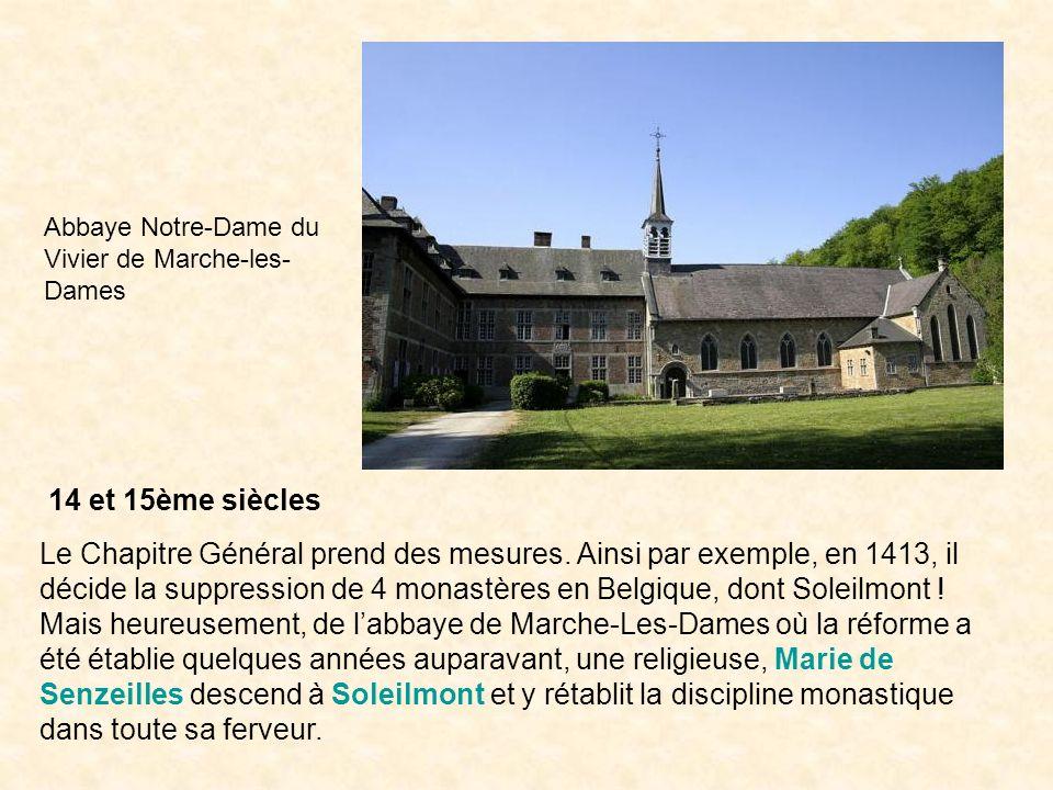 Abbaye Notre-Dame du Vivier de Marche-les-Dames