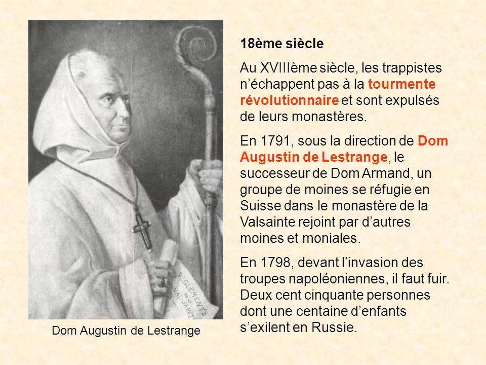 Dom Augustin de Lestrange