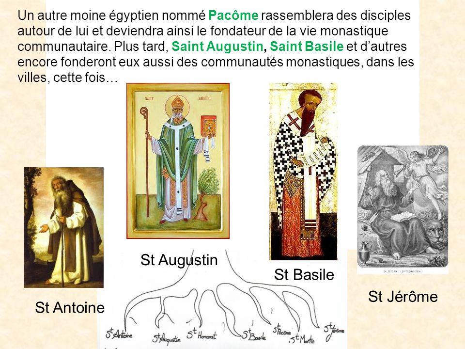 St Augustin St Basile St Jérôme St Antoine