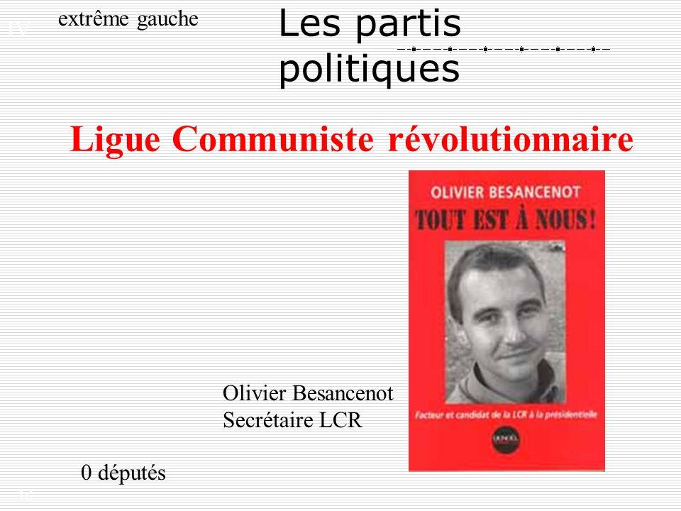 Ligue Communiste révolutionnaire