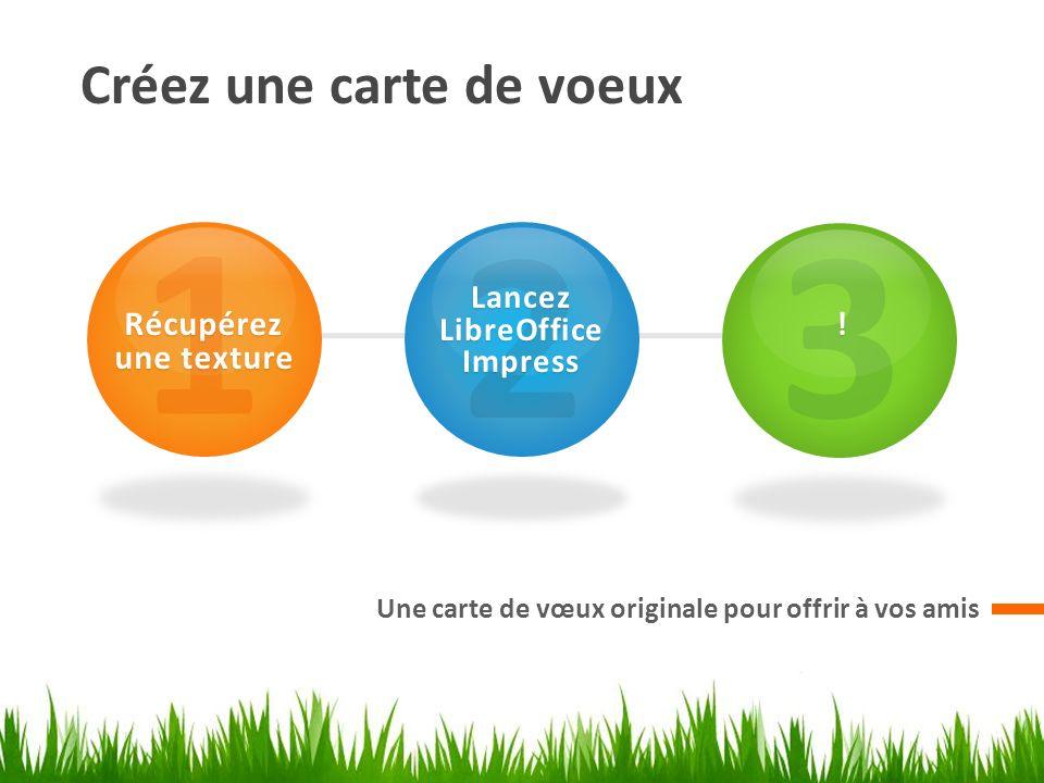 Lancez LibreOffice Impress