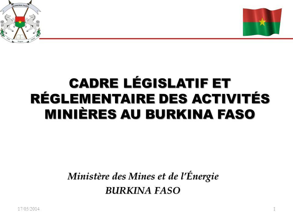 Ministère des Mines et de l'Énergie