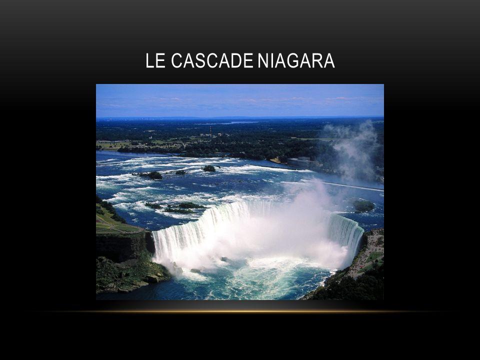 Le cascade niagara