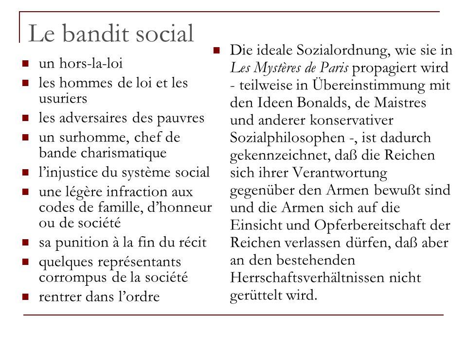 Le bandit social