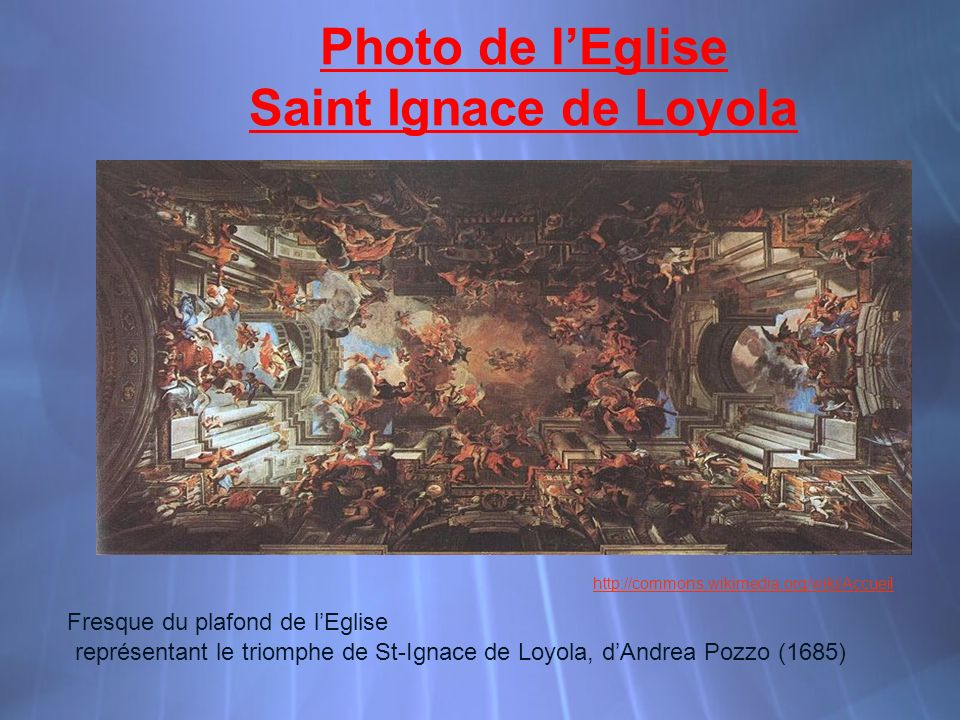 Photo de l'Eglise Saint Ignace de Loyola