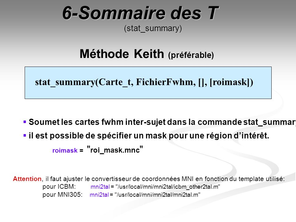 6-Sommaire des T (stat_summary)