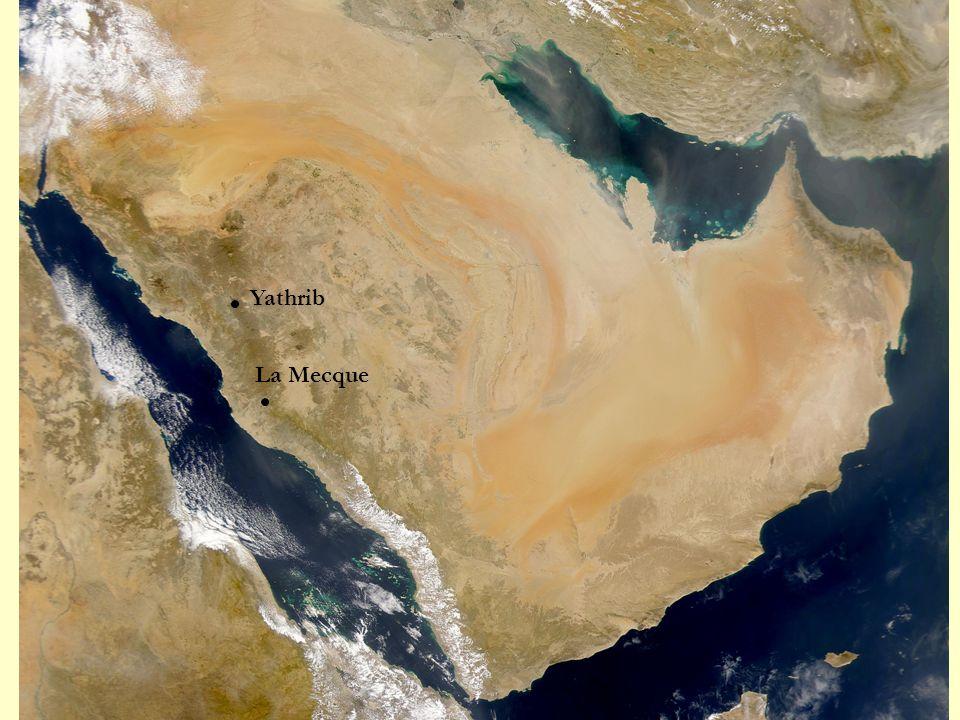 Yathrib La Mecque