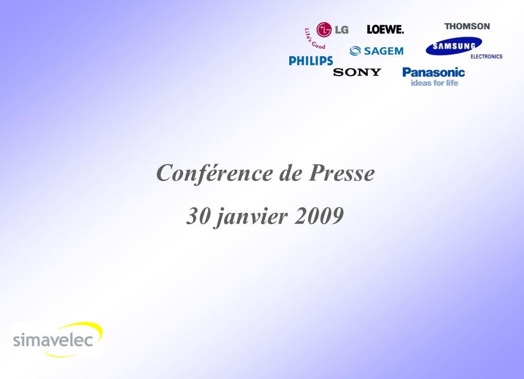 Conférence de Presse 30 janvier 2009