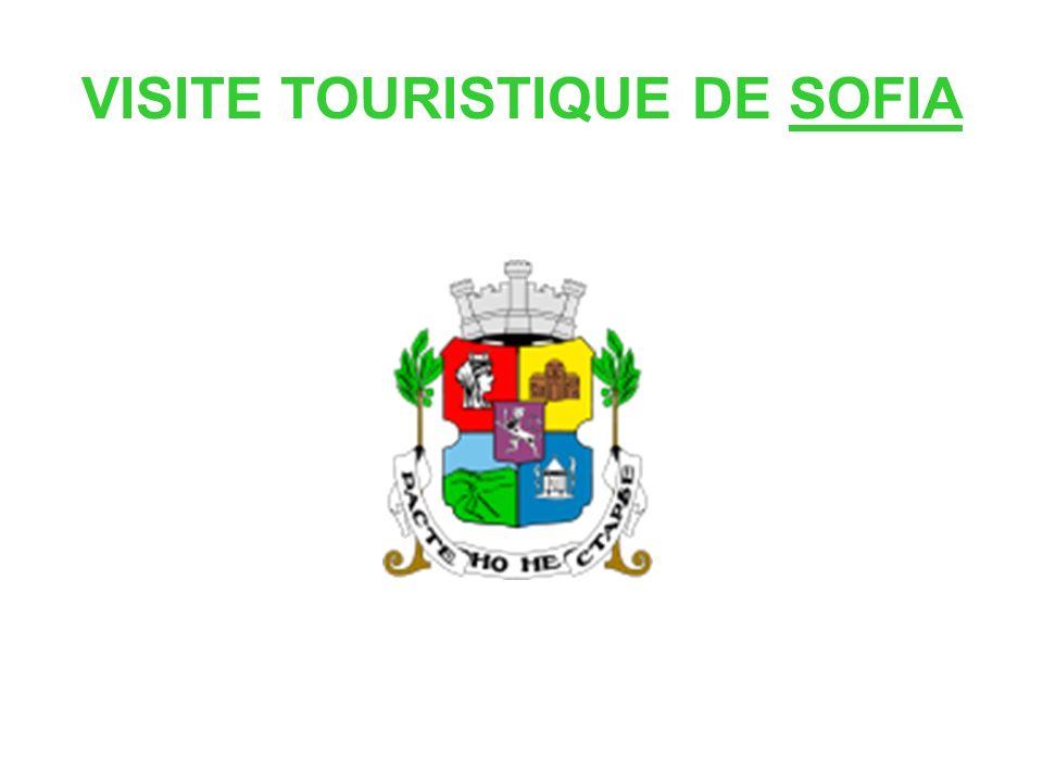 VISITE TOURISTIQUE DE SOFIA