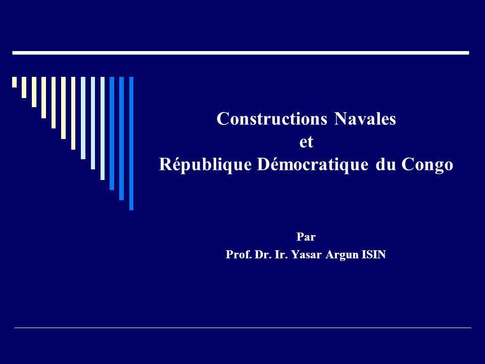 Constructions Navales et République Démocratique du Congo