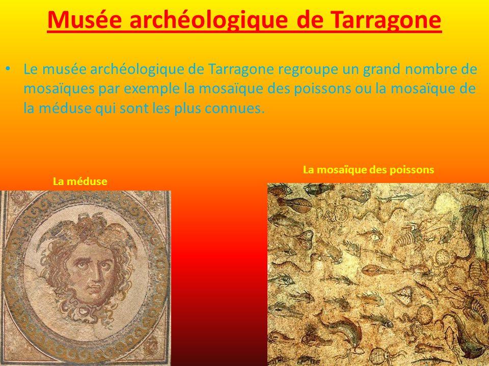 Musée archéologique de Tarragone