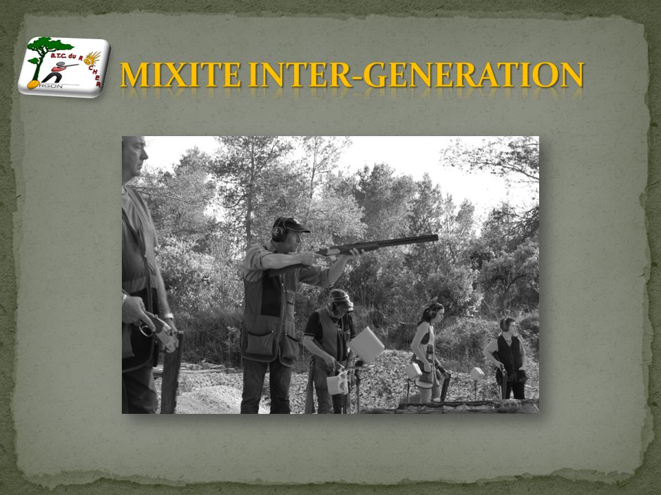 MIXITE INTER-GENERATION