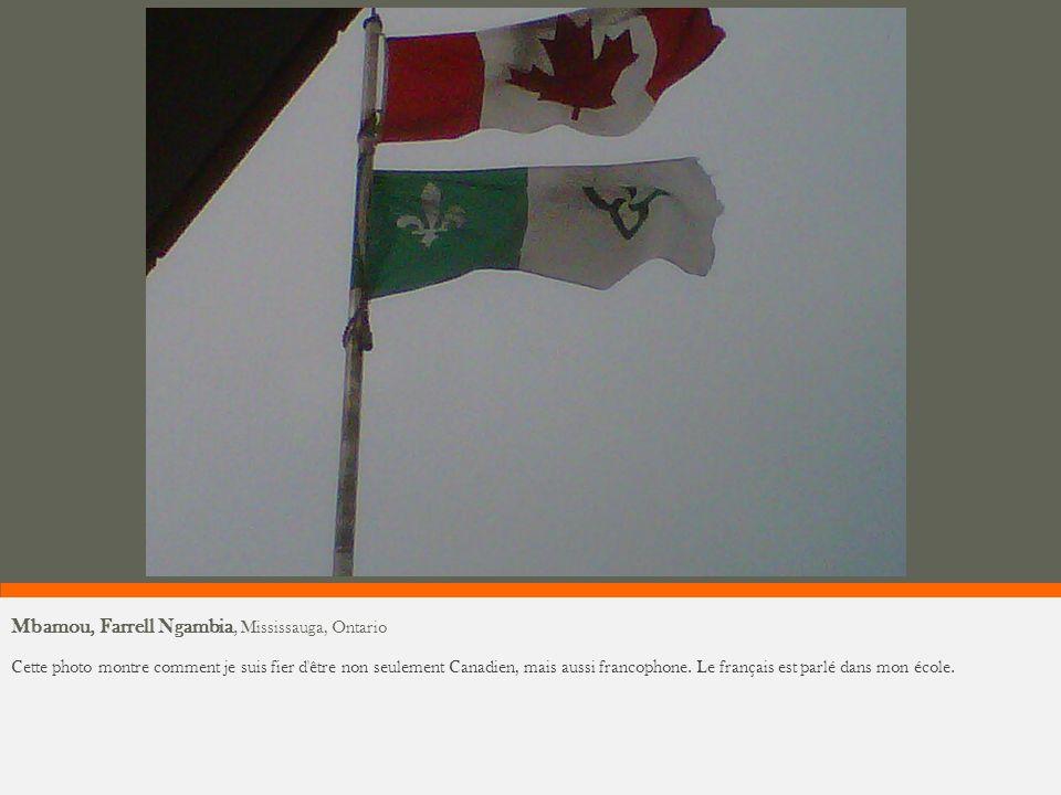 Mbamou, Farrell Ngambia, Mississauga, Ontario