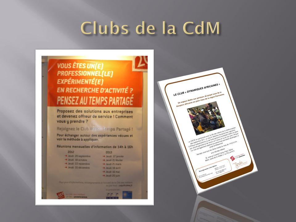 Clubs de la CdM
