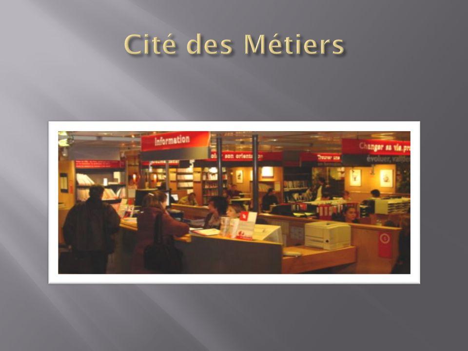 Cité des Métiers