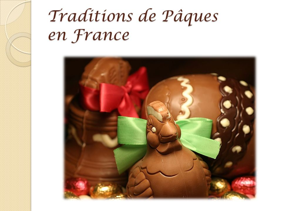 Traditions de Pâques en France