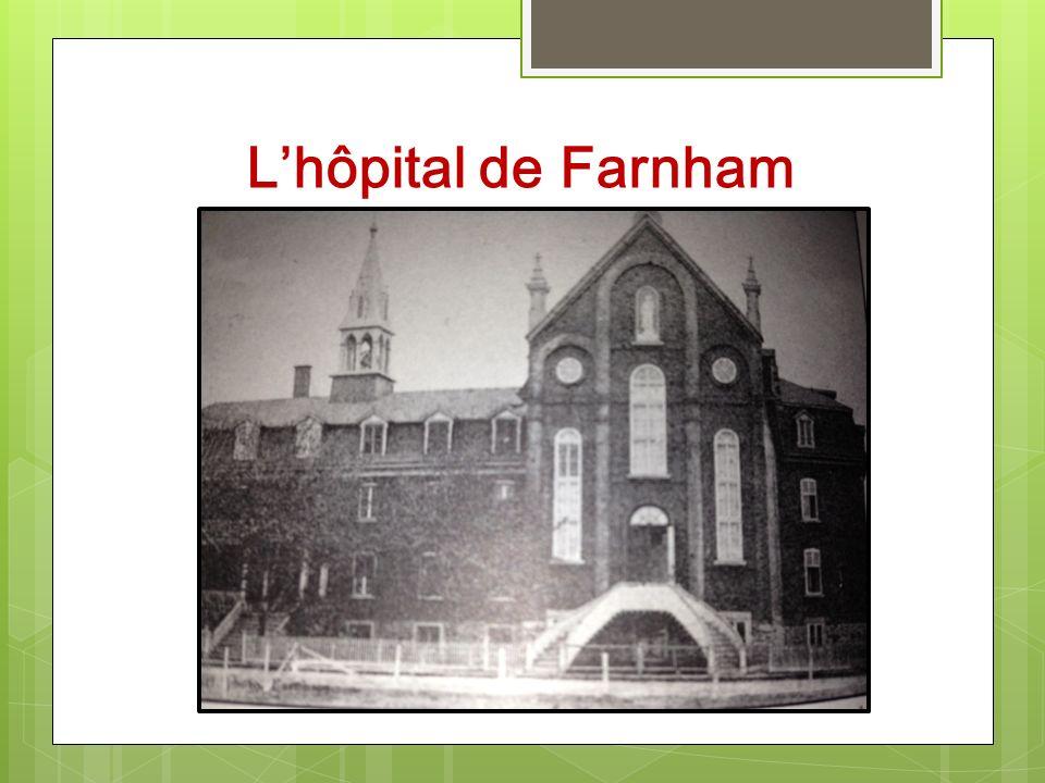 L'hôpital de Farnham